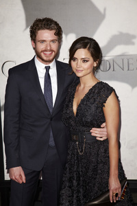 """""""Games of Thrones"""" PremiereRichard Madden, Jenna-Louise Coleman3-18-2013 / TCL Chinese Theater / Hollywood CA / HBO / Photo by Kevin Kozicki - Image 24267_0075"""