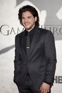 """Games of Thrones"" PremiereKit Harington3-18-2013 / TCL Chinese Theater / Hollywood CA / HBO / Photo by Kevin Kozicki - Image 24267_0086"