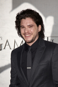 """""""Games of Thrones"""" PremiereKit Harington3-18-2013 / TCL Chinese Theater / Hollywood CA / HBO / Photo by Kevin Kozicki - Image 24267_0087"""
