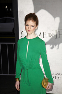 """""""Games of Thrones"""" PremiereRose Leslie3-18-2013 / TCL Chinese Theater / Hollywood CA / HBO / Photo by Kevin Kozicki - Image 24267_0092"""