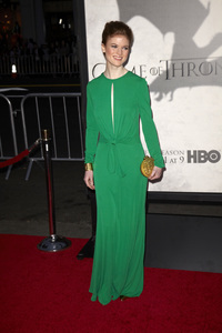 """""""Games of Thrones"""" PremiereRose Leslie3-18-2013 / TCL Chinese Theater / Hollywood CA / HBO / Photo by Kevin Kozicki - Image 24267_0094"""