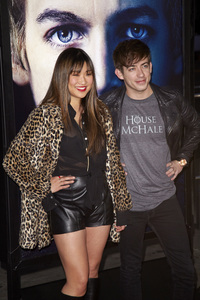 """""""Games of Thrones"""" PremiereJenna Ushkowitz, Kevin McHale 3-18-2013 / TCL Chinese Theater / Hollywood CA / HBO / Photo by Kevin Kozicki - Image 24267_0103"""