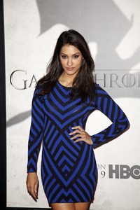"""""""Games of Thrones"""" PremiereJanina Gavankar3-18-2013 / TCL Chinese Theater / Hollywood CA / HBO / Photo by Kevin Kozicki - Image 24267_0115"""