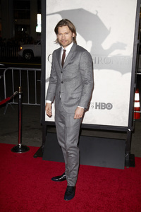 """""""Games of Thrones"""" PremiereNikolaj Coster-Waldau3-18-2013 / TCL Chinese Theater / Hollywood CA / HBO / Photo by Kevin Kozicki - Image 24267_0125"""