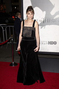 """Games of Thrones"" PremiereAmanda Peet3-18-2013 / TCL Chinese Theater / Hollywood CA / HBO / Photo by Kevin Kozicki - Image 24267_0128"