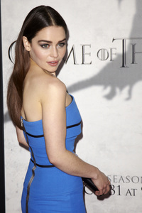 """""""Games of Thrones"""" PremiereEmilia Clarke3-18-2013 / TCL Chinese Theater / Hollywood CA / HBO / Photo by Kevin Kozicki - Image 24267_0134"""