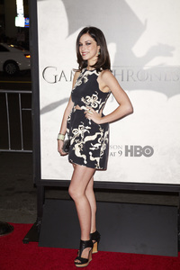 """""""Games of Thrones"""" PremiereAlexis Knapp3-18-2013 / TCL Chinese Theater / Hollywood CA / HBO / Photo by Kevin Kozicki - Image 24267_0137"""