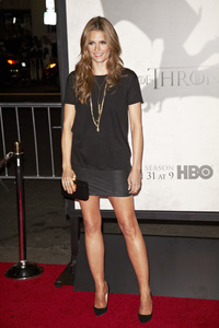 """""""Games of Thrones"""" PremiereStana Katic3-18-2013 / TCL Chinese Theater / Hollywood CA / HBO / Photo by Kevin Kozicki - Image 24267_0141"""