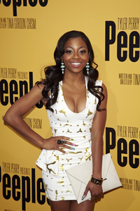 """Peeples"" PremiereBresha Webb5-8-13 / ArcLightr / Hollywood CA / Lionsgate/ 24th Street Films / Photo by Kevin Kozicki - Image 24272_0011"