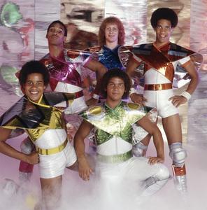 Apollo (Kerry Gordy, Lenny Greene, Cliff Liles, Benny Medina and Larry Robinson)1977© 1978 Bobby Holland - Image 24273_0002