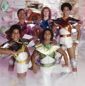 Apollo (Kerry Gordy, Lenny Greene, Cliff Liles, Benny Medina and Larry Robinson)1977© 1978 Bobby Holland - Image 24273_0003