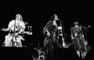 Stargard (Rochelle Runnells, Debra Anderson, Janice Williams) circa 1975© 1978 Bobby Holland - Image 24275_0002