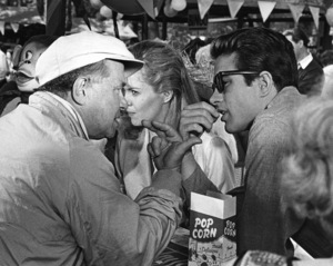"""Lilith"" Director Robert Rossen, Jean Seberg, Warren Beatty1964 Columbia** I.V. - Image 24287_0013"