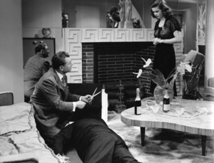 """The Woman in the Window"" Edward G. Robinson, Joan Bennett1944 International Pictures ** I.V. - Image 24287_0019"