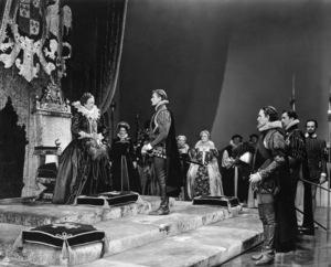 """""""The Private Lives of Elizabeth and Essex""""Bette Davis, Errol Flynn 1939 Warner Brothers** I.V. - Image 24287_0149"""