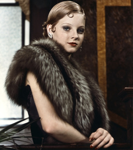 """Jodie Foster in """"Bugsy Malone"""" 1976 Rank Organisation ** I.V. - Image 24287_0165"""