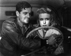 "Priscilla Lane and Robert Cummings in ""Saboteur"" 1942 Universal Pictures ** I.V. - Image 24287_0236"
