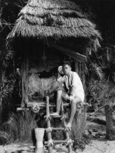 "Stewart Granger in ""The Little Hut"" 1957 MGM ** I.V. - Image 24287_0247"
