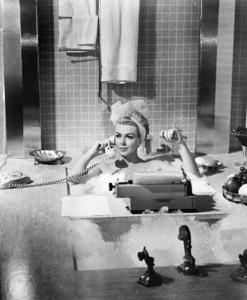 """Lana Turner in """"Who"""