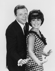 """Steve Lawrence and Eydie Gorme in """"The Steve Lawrence Show""""1965** B.D.M. - Image 24293_0014"""