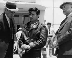 """John Forsythe, Robert Blake and James Flavin in """"In Cold Blood""""1967 Columbia ** B.D.M. - Image 24293_0159"""