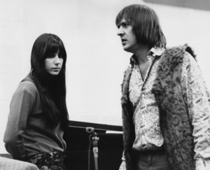 Sonny Bono and Chercirca 1967Photo by Robert W. Young** B.D.M. - Image 24293_0219