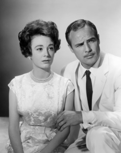 "Sandra Church and Marlon Brando in ""The Ugly American""1963 Universal** B.D.M. - Image 24293_0227"