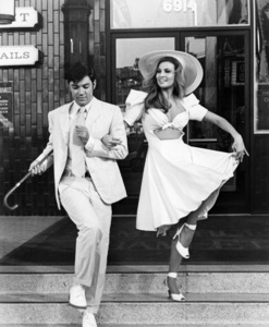 "Rex Reed and Raquel Welch in ""Myra Breckinridge""1970 20th Century-Fox** B.D.M. - Image 24293_0240"