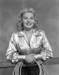 "Barbara Payton in ""The Pecos Pistol""1949 Universal** B.D.M. - Image 24293_0250"