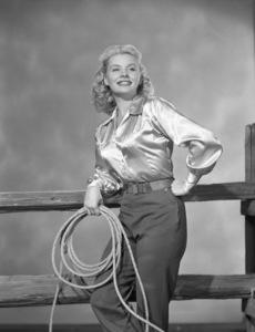 "Barbara Payton in ""The Pecos Pistol""1949 Universal** B.D.M. - Image 24293_0251"