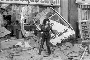 "Victoria Principal in ""Earthquake""1974 Universal** B.D.M. - Image 24293_0265"