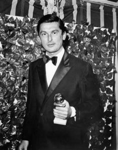 Robert Evans at the Golden Globe AwardsFebruary 15, 1967** B.D.M. - Image 24293_0267