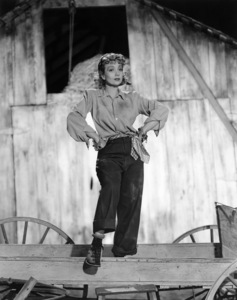 """Ann Sothern in """"Gold Rush Maisie""""1940 MGM** B.D.M. - Image 24293_0272"""