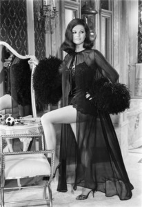"""Claudia Cardinale in """"The Hell with Heroes""""1968 Universal** B.D.M. - Image 24293_0276"""