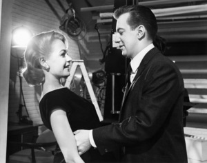 """Sandra Dee and Bobby Darin in """"If a Man Answers""""1962 Universal** B.D.M. - Image 24293_0280"""