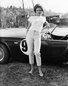 "Angie Dickinson in ""The Killers"" with a Ford 289 Cobra1964 Universal** B.D.M. - Image 24293_0283"