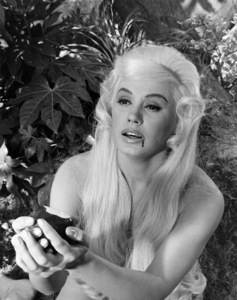 """Mamie Van Doren in """"The Private Lives of Adam and Eve""""1960 Universal** B.D.M. - Image 24293_0302"""