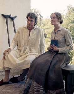"""The Beguiled""Clint Eastwood, Elizabeth Hartman1971 UniversalB.D.M. - Image 24293_0321"