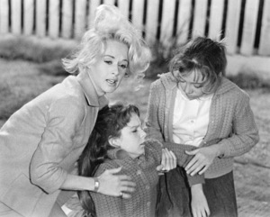 """Tippi Hedren and Veronica Cartwright in """"The Birds""""1963 Universal** B.D.M. - Image 24293_0323"""