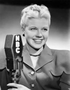 Doris Daycirca 1948** B.D.M. - Image 24293_0339
