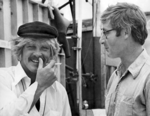 "Nick Nolte and Peter Benchley on the set of ""The Deep""1977 Columbia** B.D.M. - Image 24293_0344"
