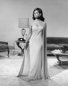 """Claudia Cardinale costume test for """"The Hell with Heroes""""1968 Universal** B.D.M. - Image 24293_0359"""
