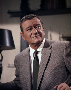 "John Wayne in ""Hellfighters""1968 Universal** B.D.M. - Image 24293_0361"