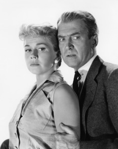 """Doris Day and James Stewart in """"The Man Who Knew Too Much""""1956 Paramount** B.D.M. - Image 24293_0387"""