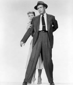 """Doris Day and James Stewart in """"The Man Who Knew Too Much""""1956 Paramount** B.D.M. - Image 24293_0389"""