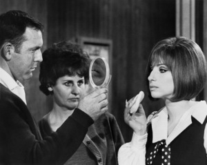"""Barbra Streisand on the set of """"On a Clear Day You Can See Forever""""1970 Paramount** B.D.M. - Image 24293_0399"""