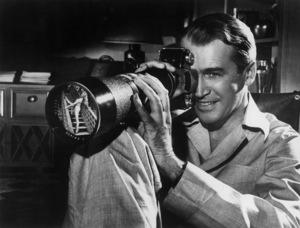 "James Stewart in ""Rear Window""1954 Paramount** B.D.M. - Image 24293_0408"