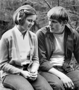 """Robin Mattson and Nick Nolte in """"Return to Macon County""""1975 AIP** B.D.M. - Image 24293_0410"""