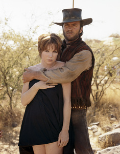 """Shirley MacLaine and Clint Eastwood in """"Two Mules for Sister Sara""""1970 Universal** B.D.M. - Image 24293_0449"""