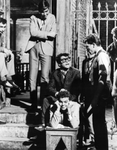 """West Side Story""Bert Michaels, Tucker Smith, Tony Mordente, Russ Tamblyn, David Winters, David Bean, Susan Oakes, Harvey Hohnecker1961 UA** B.D.M. - Image 24293_0458"